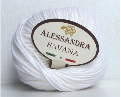 Пряжа Alessandra SAVANA (САВАНА) 30