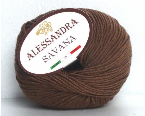 Пряжа Alessandra SAVANA (САВАНА) 34