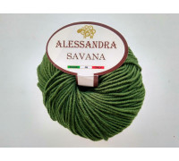 Пряжа Alessandra SAVANA (САВАНА) 68