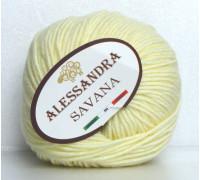 Пряжа Alessandra SAVANA (САВАНА) 50