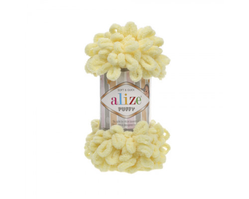 Пряжа Alize Puffy цвет 013