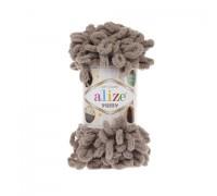 Пряжа Alize Puffy цвет 530