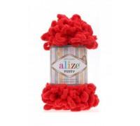 Пряжа Alize Puffy цвет 56
