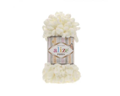Пряжа Alize Puffy цвет 62