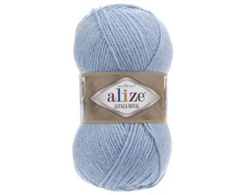 Пряжа Alize Alpaca Royal (Ализе Альпака Рояль) 356
