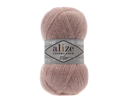 Пряжа Alize Angora Gold Star, 363