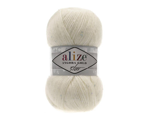 Пряжа Alize Angora Gold Star, 62