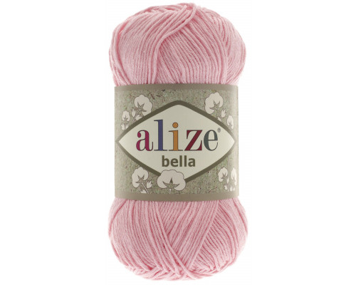 Пряжа Bella (Бэлла) 32 Розовый
