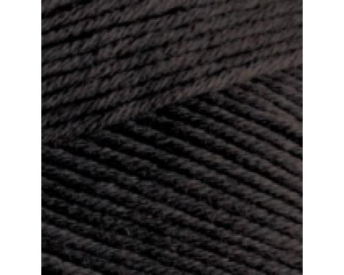 Пряжа Bella (Бэлла) 60 черный
