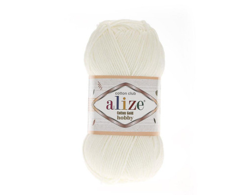 Пряжа Alize Cotton Gold Hobby 62