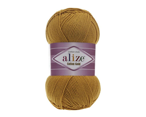 Пряжа Alize Cotton Gold (Ализе Коттон Голд) 02