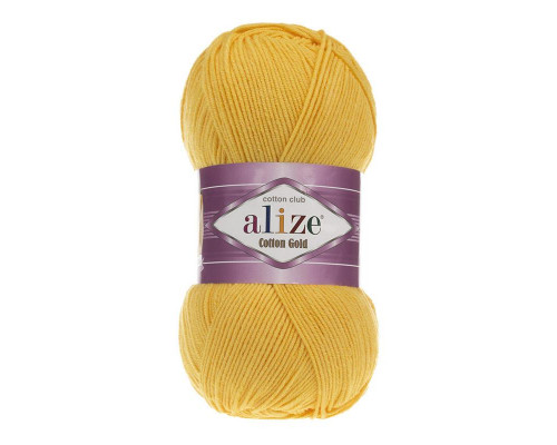 Пряжа Alize Cotton Gold (Ализе Коттон Голд) 216