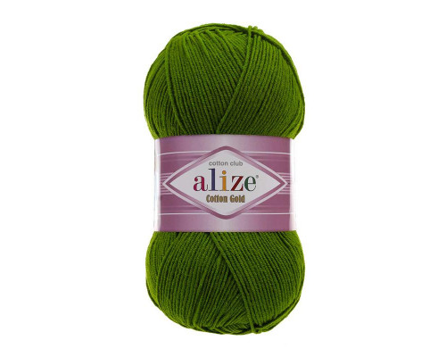 Пряжа Alize Cotton Gold (Ализе Коттон Голд) 35