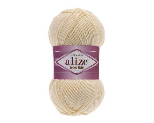 Пряжа Alize Cotton Gold (Ализе Коттон Голд) 458