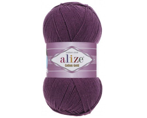Пряжа Alize Cotton Gold (Ализе Коттон Голд) 122