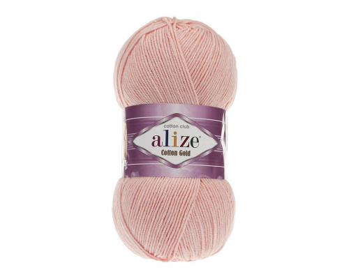 Пряжа Alize Cotton Gold (Ализе Коттон Голд) 393