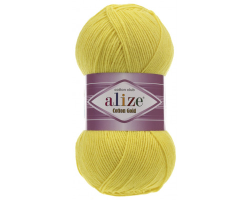 Пряжа Alize Cotton Gold (Ализе Коттон Голд) 110