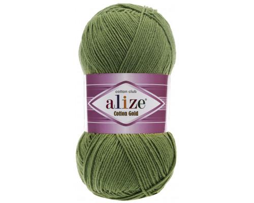 Пряжа Alize Cotton Gold (Ализе Коттон Голд) 485