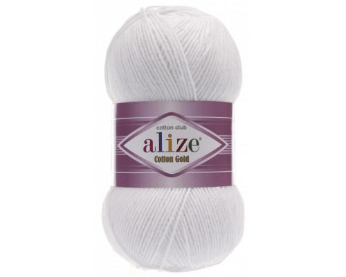 Пряжа Alize Cotton Gold (Ализе Коттон Голд) 055