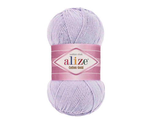 Пряжа Alize Cotton Gold (Ализе Коттон Голд) 682