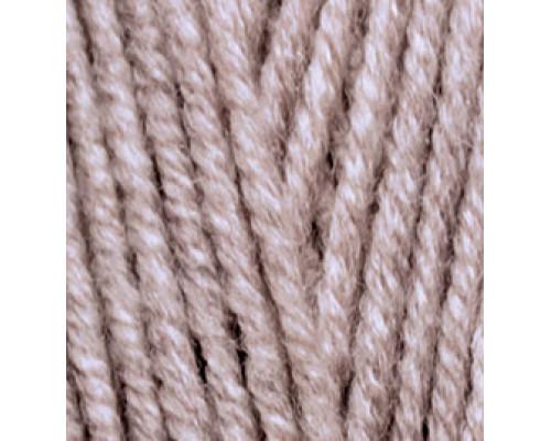 Пряжа Alize Lanagold Plus (Ализе Ланаголд Плюс) 207 св.коричневый
