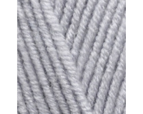 Пряжа Alize Lanagold Plus (Ализе Ланаголд Плюс) 200 св.серый