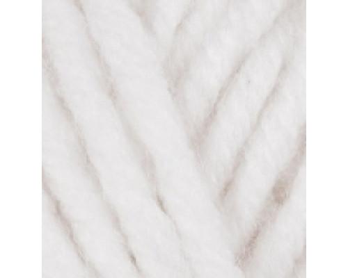 Пряжа ALIZE SUPERLANA MEGAFIL 55 белый