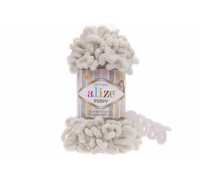 Пряжа Alize Puffy цвет 599