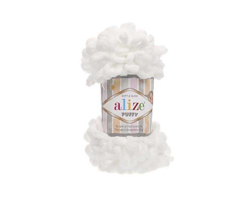 Пряжа Alize Puffy цвет 55