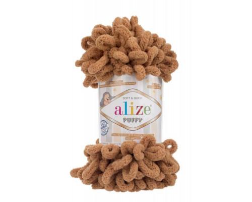 Пряжа Alize Puffy цвет 179