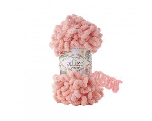 Пряжа Alize Puffy цвет 529