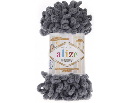 Пряжа Alize Puffy цвет 87