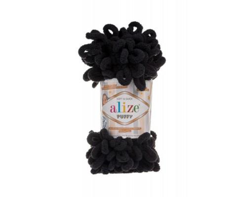 Пряжа Alize Puffy цвет 60