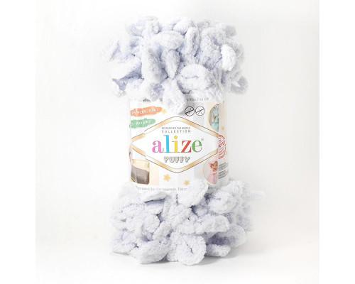 Пряжа Alize Puffy цвет 632