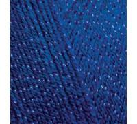 Пряжа Alize Sal Simli (Ализе Шал Симли) 360 синий