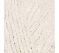 Пряжа Alize Softy (Ализе Софти) 62 молочный