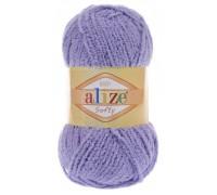 Пряжа Alize Softy (Ализе Софти) 158 св.сирень