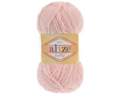 Пряжа Alize Softy (Ализе Софти) 340