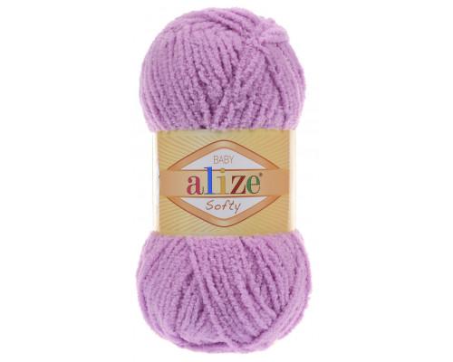 Пряжа Alize Softy (Ализе Софти) 672