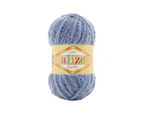 Пряжа Alize Softy (Ализе Софти) 374