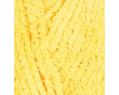 Пряжа Alize Softy (Ализе Софти) 187 лимонный