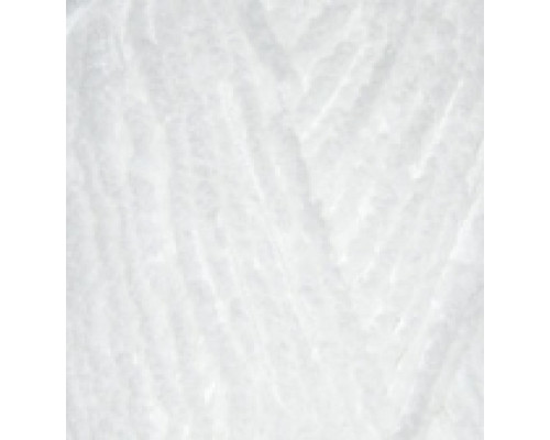 Пряжа Alize Softy (Ализе Софти) 55 белый