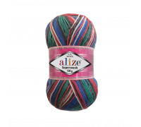 Пряжа Alize Superwash 100, 7450