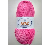 Пряжа Ayaz BabyFine ( Айаз Бэбифайн) 1236 ягода