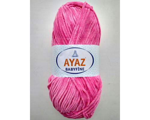 Пряжа Ayaz BabyFine ( Айаз Бэбифайн) 1236 ягода