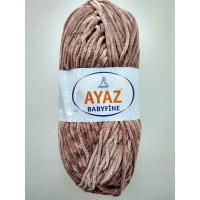 Пряжа Ayaz BabyFine ( Айаз Бэбифайн) 1257 норка