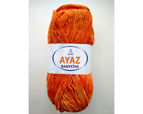 Пряжа Ayaz BabyFine ( Айаз Бэбифайн) 1979 оранж