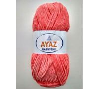 Пряжа Ayaz BabyFine ( Айаз Бэбифайн) 3246 корал