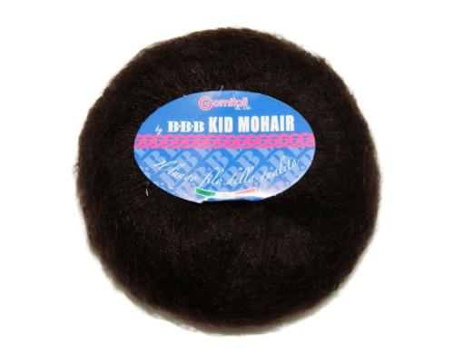 Пряжа BBB Кид Мохер 0104 коричневый