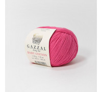 Пряжа Gazzal Baby Cotton 3415